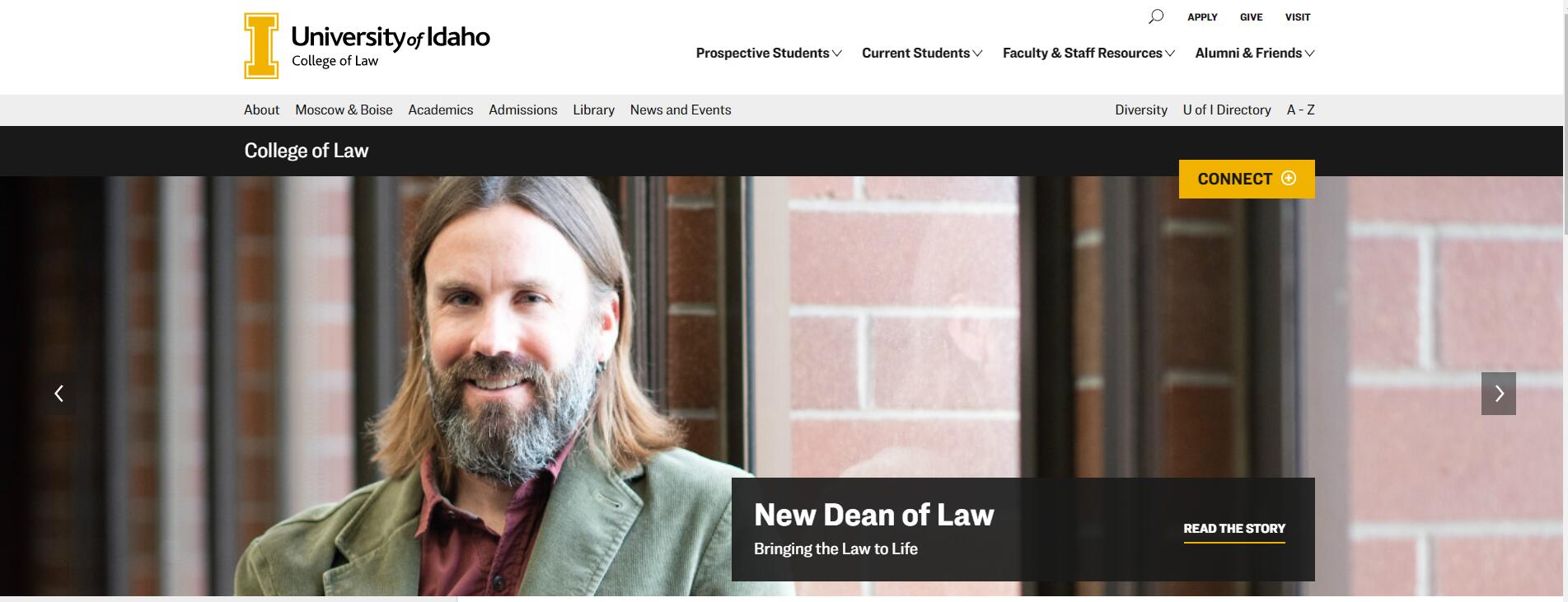 The College of Law at University of Idaho