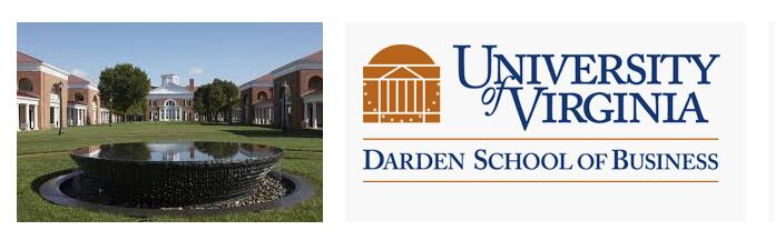 The Darden Graduate School of Business Administration at University of Virginia