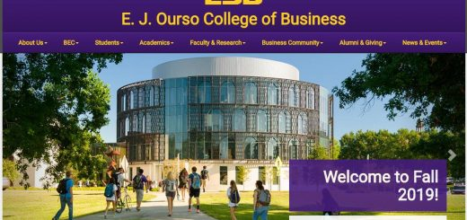 The E. J. Ourso College of Business at Louisiana State University--Baton Rouge