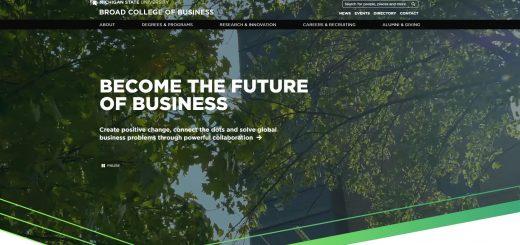 The Eli Broad Graduate School of Management at Michigan State University