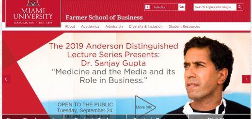 The Farmer School of Business at Miami University--Oxford