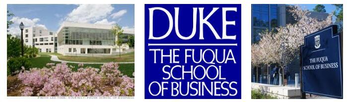 The Fuqua School of Business at Duke University