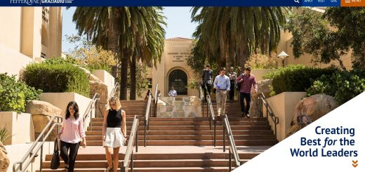 The George L. Graziadio School of Business and Management at Pepperdine University