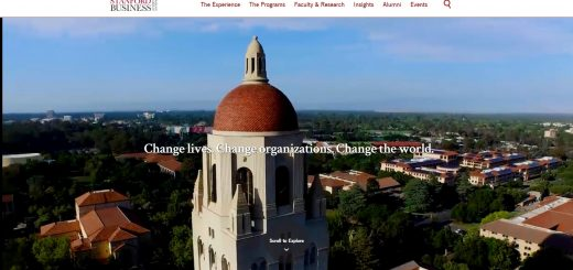 The Graduate School of Business at Stanford University