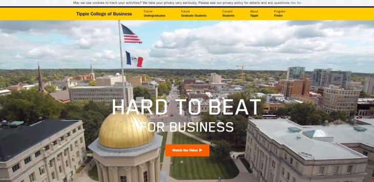 The Henry B. Tippie School of Management at University of Iowa