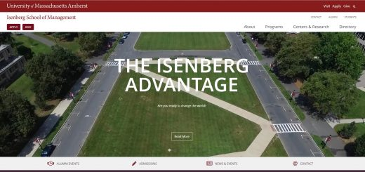The Isenberg School of Management at University of Massachusetts--Amherst