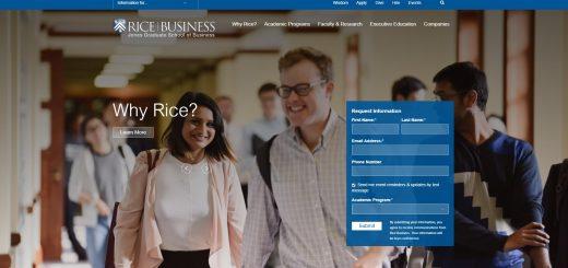 The Jesse H. Jones Graduate School of Business at Rice University