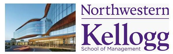 The Kellogg School of Management at Northwestern University