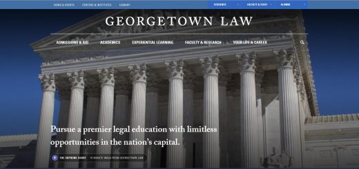 The Law Center at Georgetown University