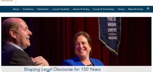 The Law School at George Washington University