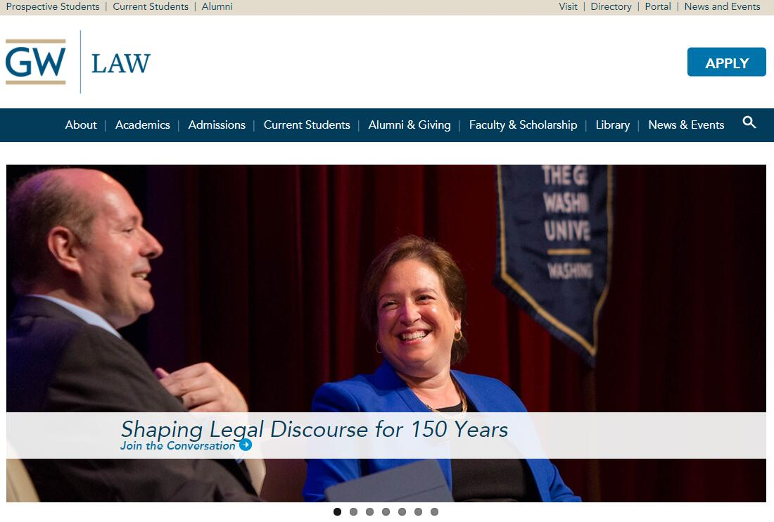 The Law School at George Washington University