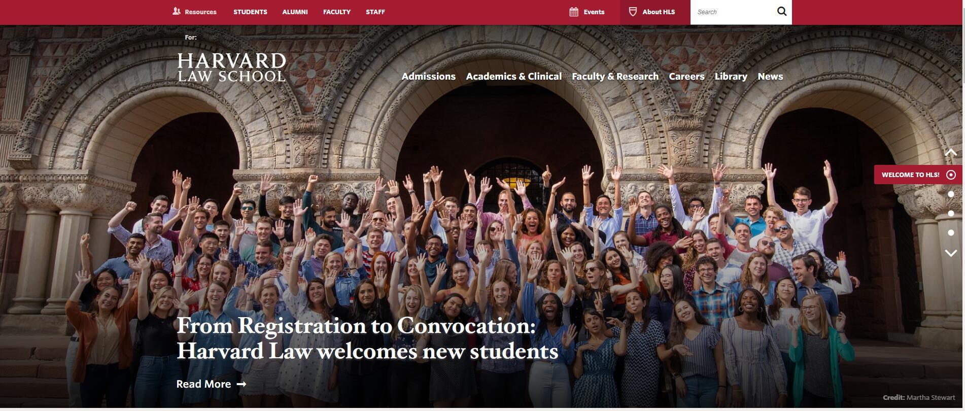 The Law School at Harvard University