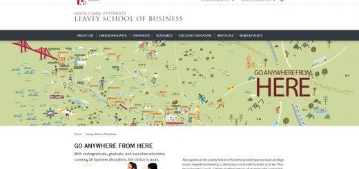 The Leavey School of Business at Santa Clara University