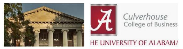 The Manderson Graduate School of Business at University of Alabama