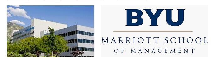The Marriott School of Management at Brigham Young University--Provo