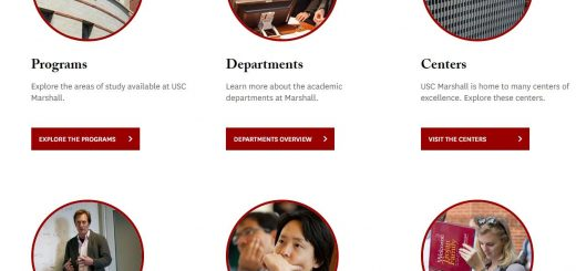 The Marshall School of Business at University of Southern California