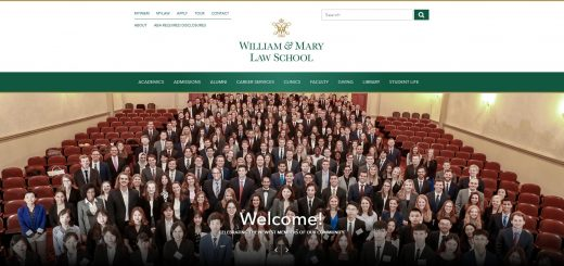 The Marshall-Wythe School of Law at College of William and Mary