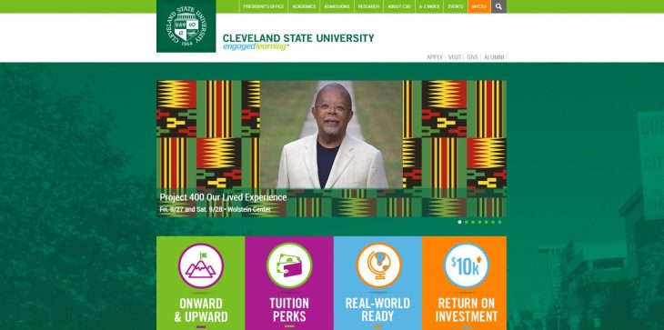 The Nance College of Business Administration at Cleveland State University