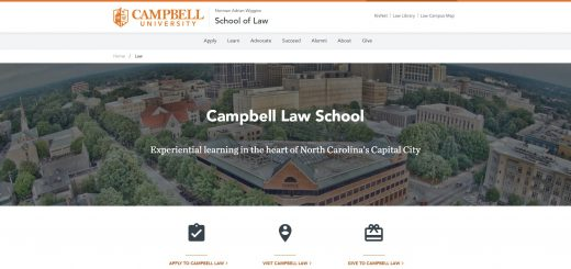 The Norman Adrian Wiggins School of Law at Campbell University