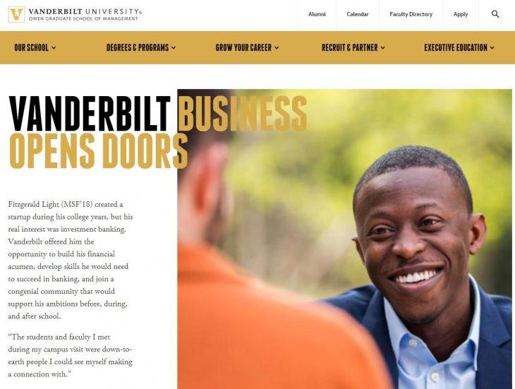 The Owen Graduate School of Management at Vanderbilt University