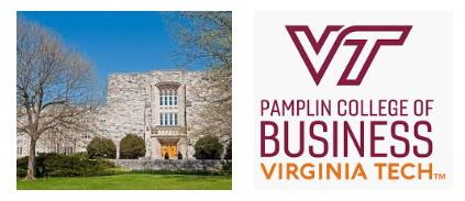 The Pamplin College of Business at Virginia Tech