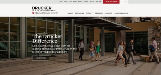 The Peter F. Drucker Graduate School of Management at Claremont Graduate University