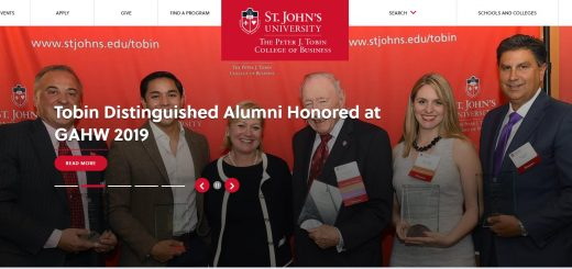 The Peter J. Tobin College of Business at St. John's University (NY)
