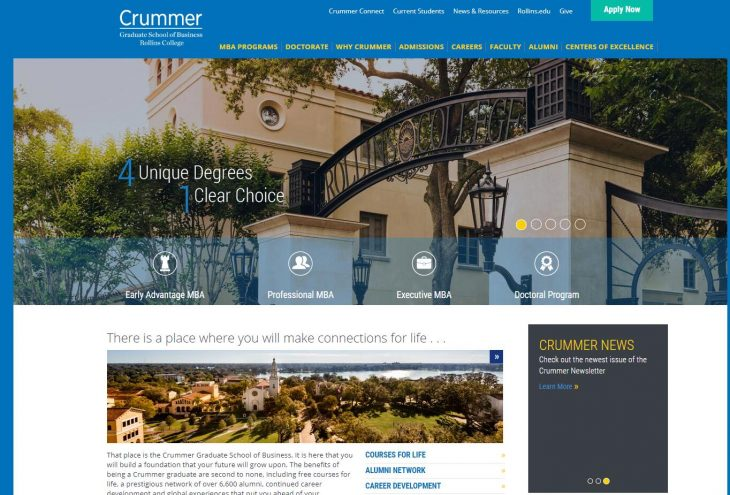 The Roy E. Crummer Graduate School of Business at Rollins College