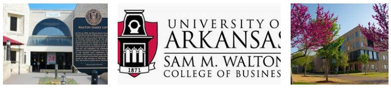 The Sam M. Walton College of Business at University of Arkansas