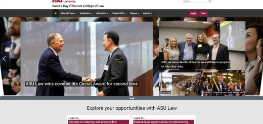 The Sandra Day O'Connor College of Law at Arizona State University