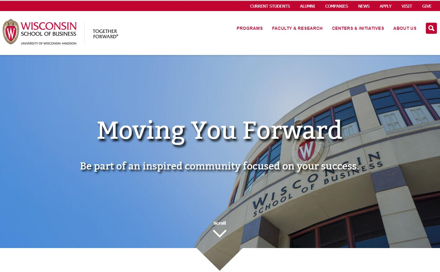 The School of Business at University of Wisconsin–Madison