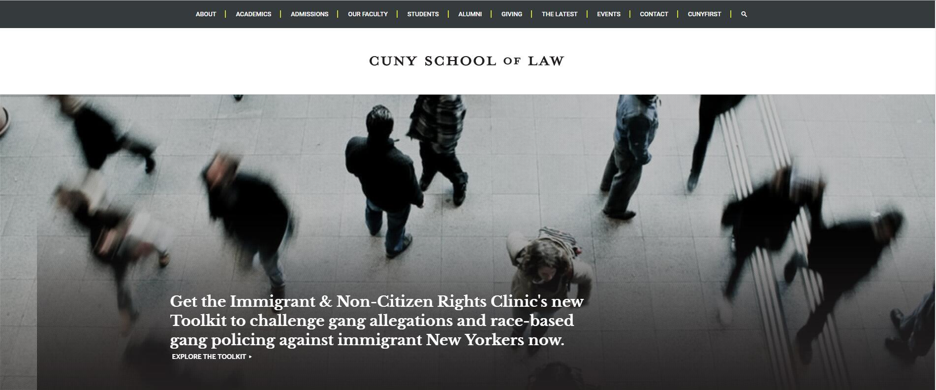 The School of Law at CUNY School of Law