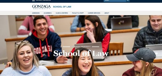 The School of Law at Gonzaga University