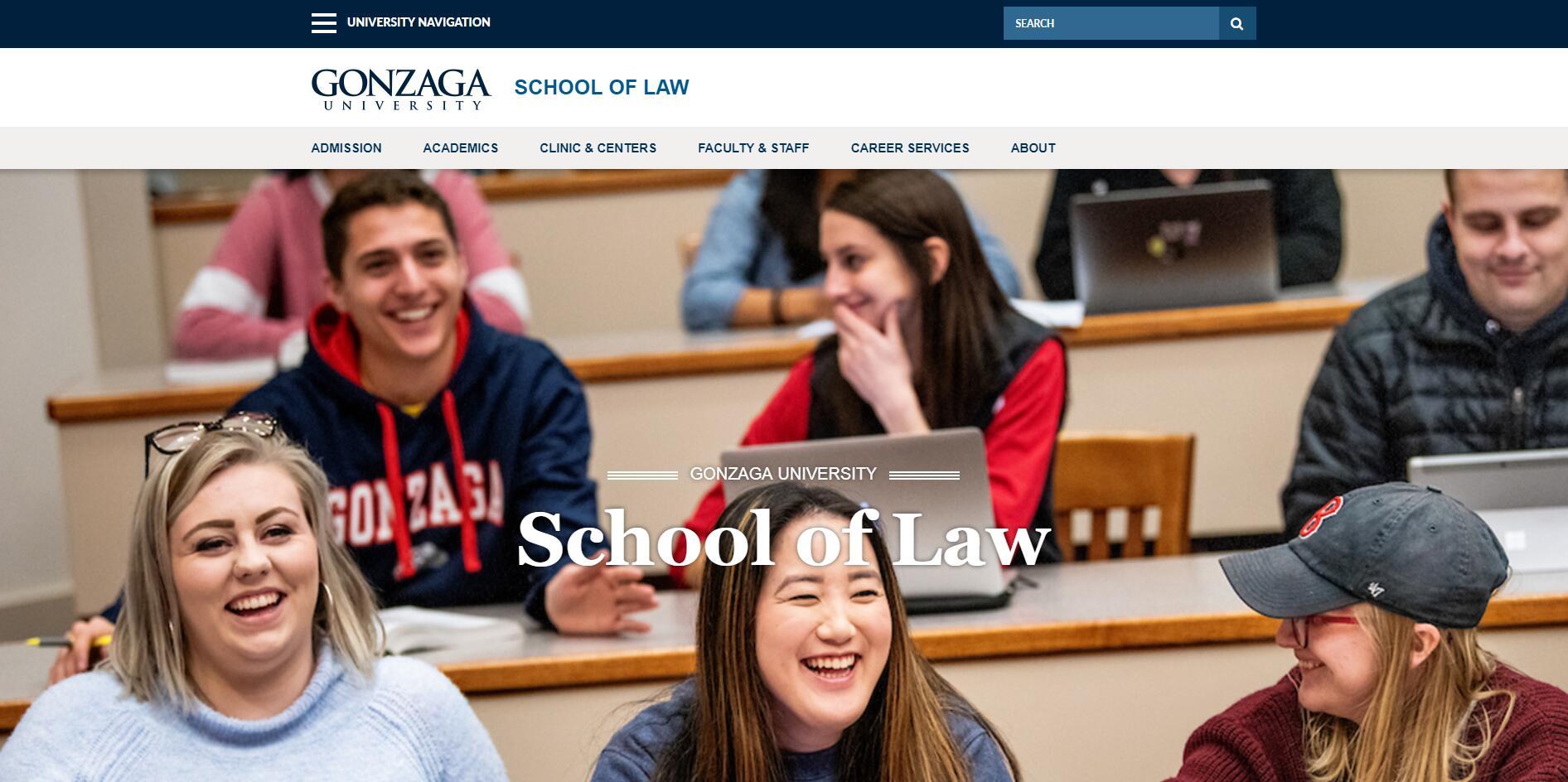 The School of Law at Gonzaga University