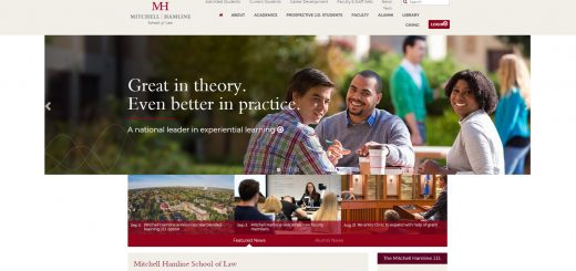 The School of Law at Hamline University