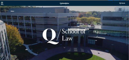The School of Law at Quinnipiac University