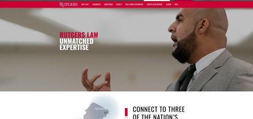 The School of Law at Rutgers, the State University of New Jersey--Newark