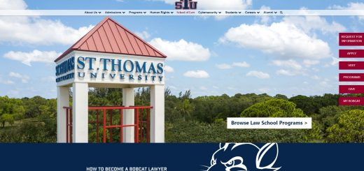 The School of Law at St. Thomas University