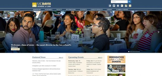 The School of Law at University of California--Davis