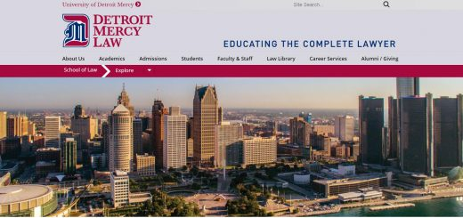 The School of Law at University of Detroit Mercy