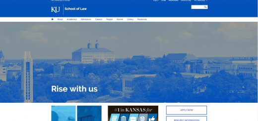 The School of Law at University of Kansas