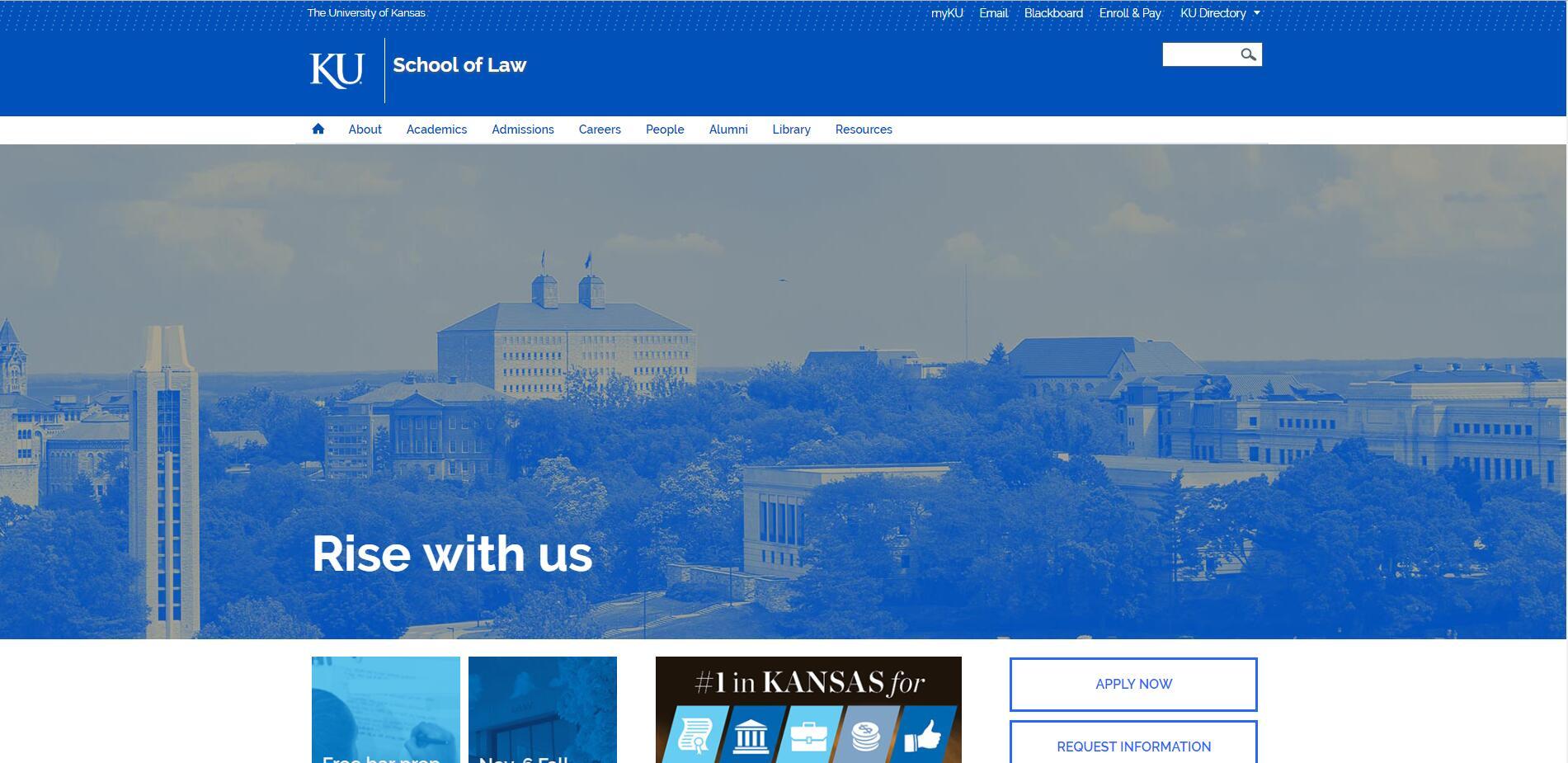 The School of Law at University of Kansas