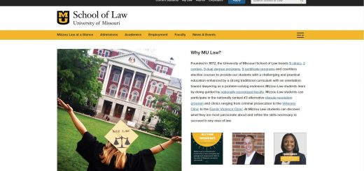 The School of Law at University of Missouri