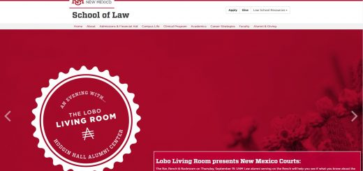 The School of Law at University of New Mexico
