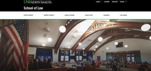 The School of Law at University of North Dakota
