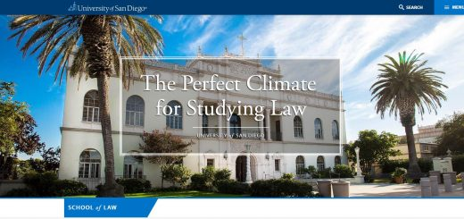 The School of Law at University of San Diego