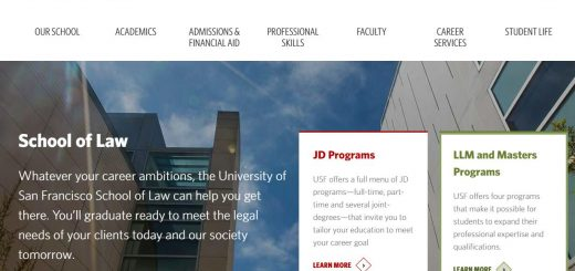 The School of Law at University of San Francisco