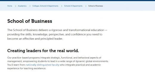 The School of Management at Simmons College