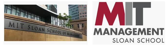 The Sloan School of Management at Massachusetts Institute of Technology