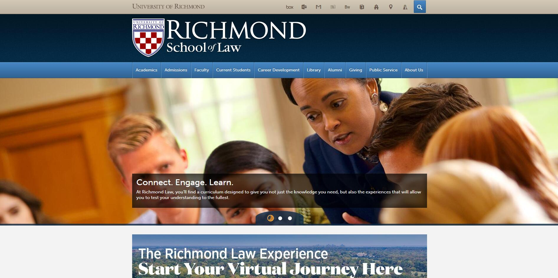 The T.C. Williams School of Law at University of Richmond
